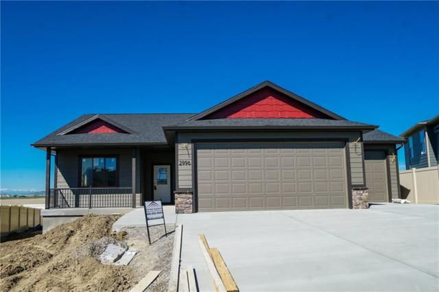 2996 W Copper Ridge Loop, Billings, MT 59106 (MLS #283472) :: Realty Billings