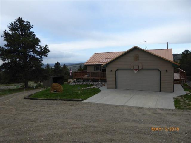 110 Eagle Point Lane, Bridger, MT 59014 (MLS #283530) :: Realty Billings
