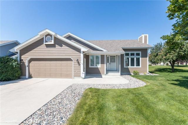 1821 Greystone Drive, Billings, MT 59102 (MLS #283575) :: Search Billings Real Estate Group