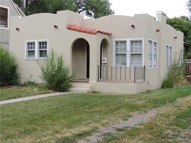609 Clark Avenue, Billings, MT 59101 (MLS #283861) :: Realty Billings