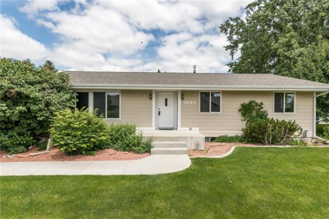 1844 Hampton Place, Billings, MT 59102 (MLS #283956) :: Realty Billings
