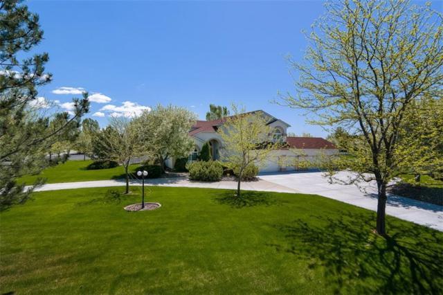 835 Bluegrass Drive East, Billings, MT 59106 (MLS #284371) :: Realty Billings
