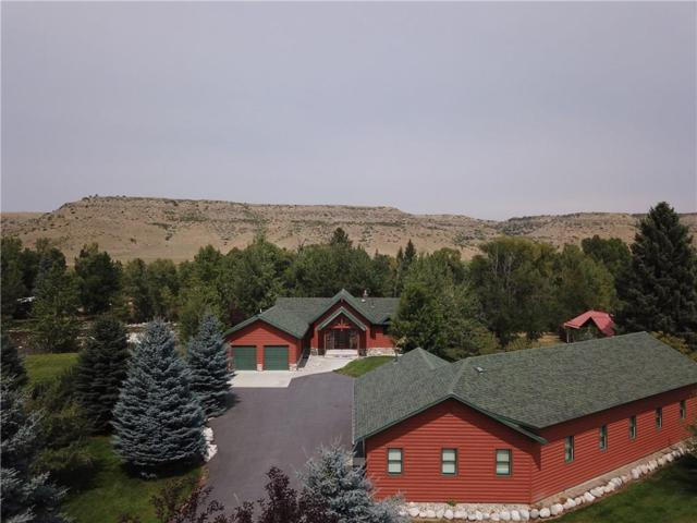 42 Star Haven Drive, Absarokee, MT 59001 (MLS #284376) :: Realty Billings