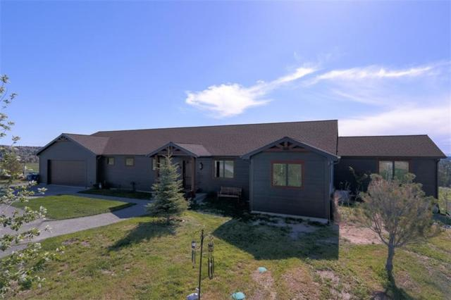 4120 Valley Canyon Ranch Road, Molt, MT 59057 (MLS #284446) :: Realty Billings
