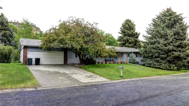 2023 Fairway Drive, Billings, MT 59102 (MLS #284449) :: Realty Billings