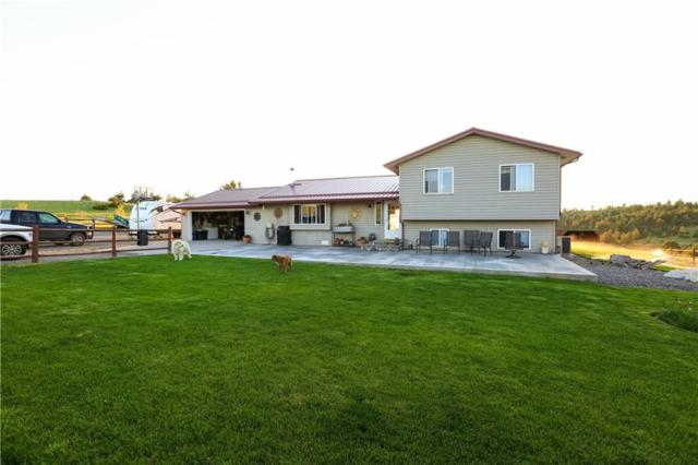 228 Hump Creek Rd., Reed Point, MT 59069 (MLS #285697) :: Search Billings Real Estate Group