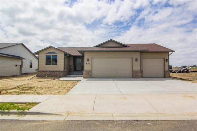 636 Boca Raton Rd, Billings, MT 59105 (MLS #285732) :: Realty Billings