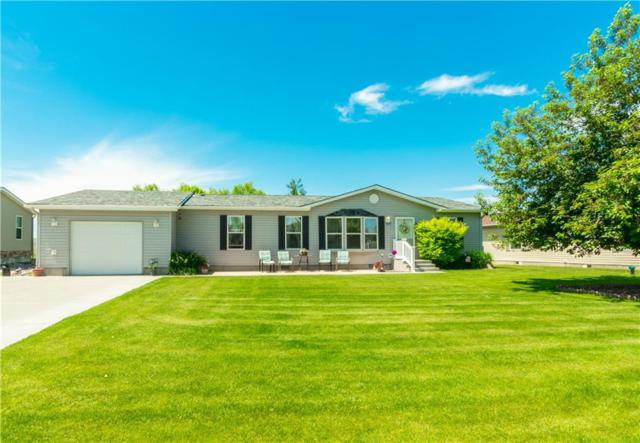 3670 Louis Drive, Huntley, MT 59037 (MLS #285792) :: Realty Billings