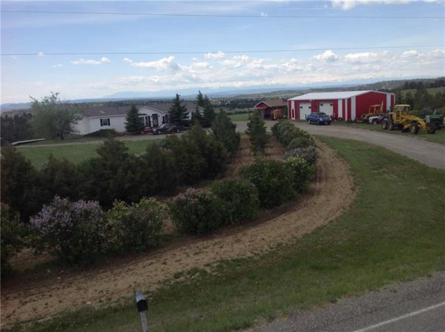 4646 W Clapper Flat Road W, Laurel, MT 59044 (MLS #285865) :: Realty Billings