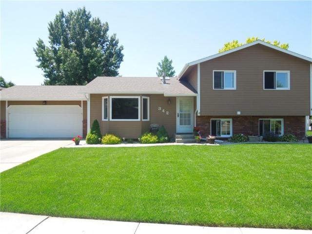 342 Zion Circle, Billings, MT 59102 (MLS #285985) :: Realty Billings
