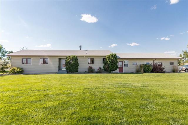 3610 Barry Drive, Billings, MT 59105 (MLS #286275) :: Realty Billings