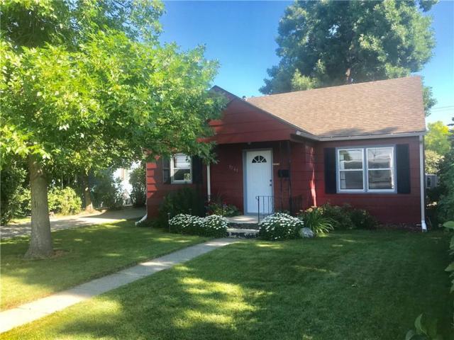 1241 Avenue C, Billings, MT 59102 (MLS #286743) :: Realty Billings