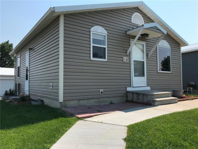 3390 Canyon Drive, Billings, MT 59102 (MLS #286773) :: Search Billings Real Estate Group