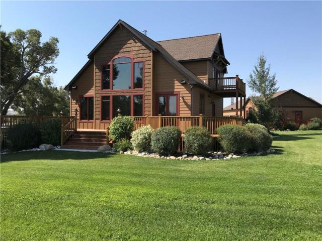 55 Golden Lane, Bridger, MT 59014 (MLS #287221) :: Realty Billings