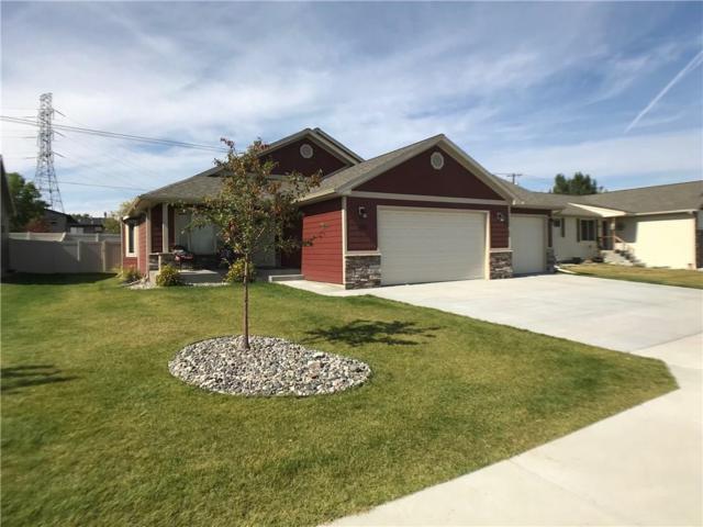 680 Winter Green Drive, Billings, MT 59105 (MLS #289796) :: Realty Billings