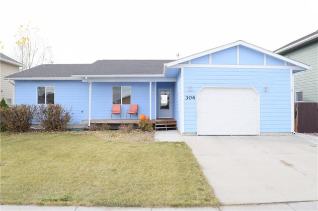 304 Foundation Ave, Laurel, MT 59044 (MLS #289835) :: Realty Billings