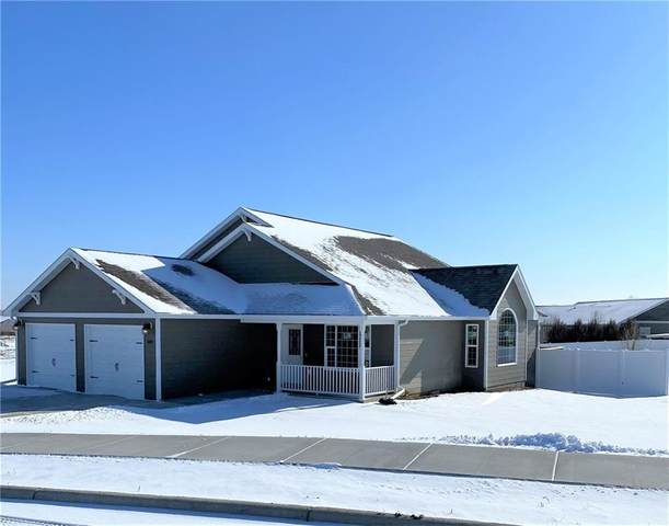 2401 Bonito Loop, Billings, MT 59105 (MLS #300922) :: The Ashley Delp Team
