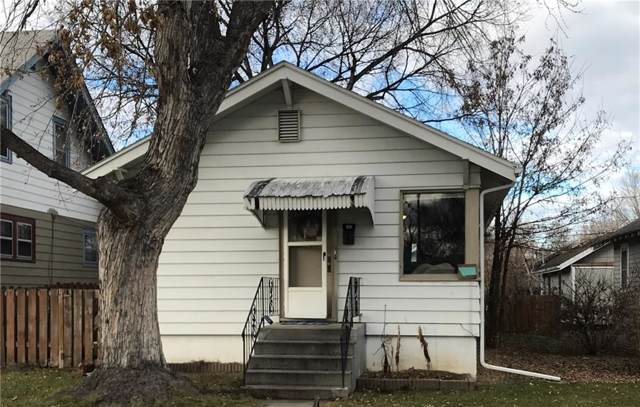 437 Wyoming, Billings, MT 59101 (MLS #301645) :: Realty Billings