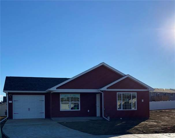 2301 Acacia Circle, Billings, MT 59105 (MLS #302243) :: The Ashley Delp Team