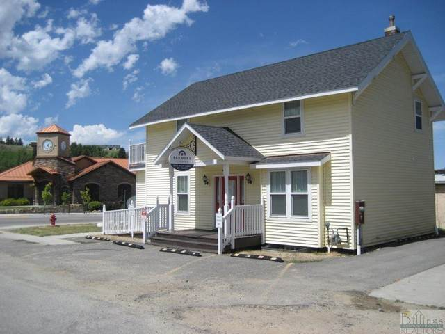 404 Broadway Ave North, Red Lodge, MT 59068 (MLS #302276) :: Search Billings Real Estate Group