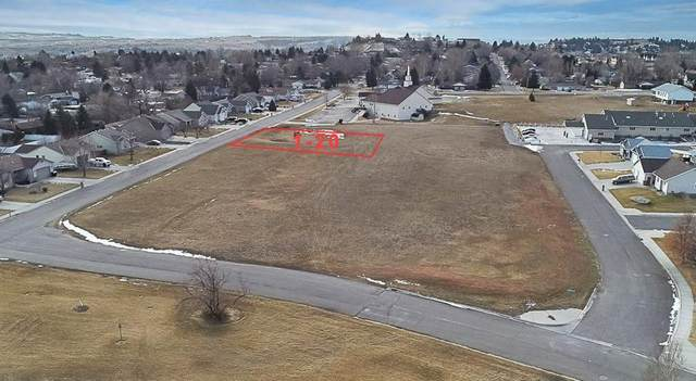 856 Garnet Avenue, Billings, MT 59105 (MLS #302584) :: Search Billings Real Estate Group