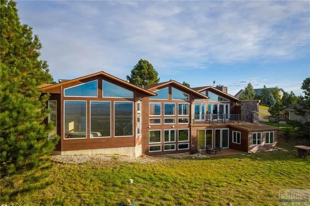 4626 Arapaho Lookout, Billings, MT 59106 (MLS #302840) :: Search Billings Real Estate Group