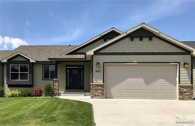 2820 Arrowhead Meadows Drive, Billings, MT 59102 (MLS #303032) :: Search Billings Real Estate Group