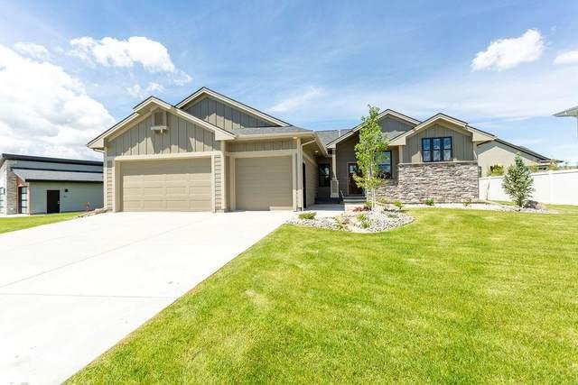 2140 S Stone Creek Tr, Billings, MT 59106 (MLS #305293) :: Search Billings Real Estate Group