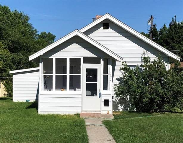 27 Monroe Street, Billings, MT 59101 (MLS #305376) :: Search Billings Real Estate Group