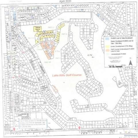 TBD Gleneagles Boulevard, Billings, MT 59105 (MLS #307350) :: Search Billings Real Estate Group