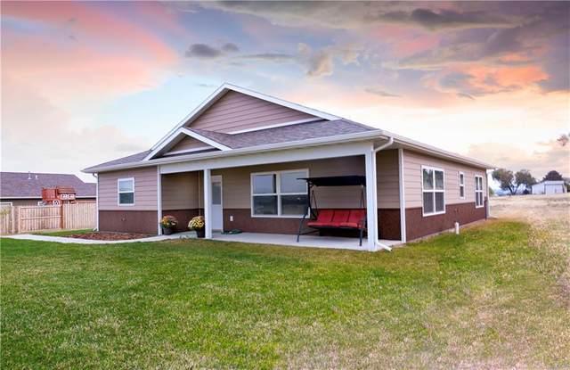 15 Mustang Lane, Bridger, MT 59014 (MLS #310683) :: Search Billings Real Estate Group
