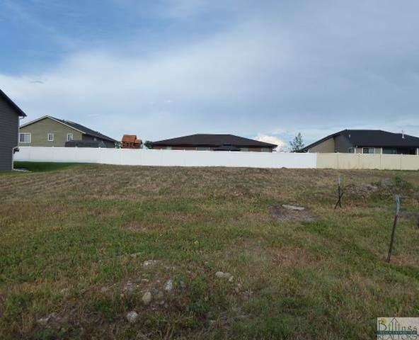 1413 Carson Way, Billings, MT 59105 (MLS #311779) :: The Ashley Delp Team