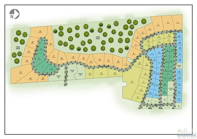 Lot 16 Blk 10 Windy Point Way, Billings, MT 59105 (MLS #313230) :: Search Billings Real Estate Group