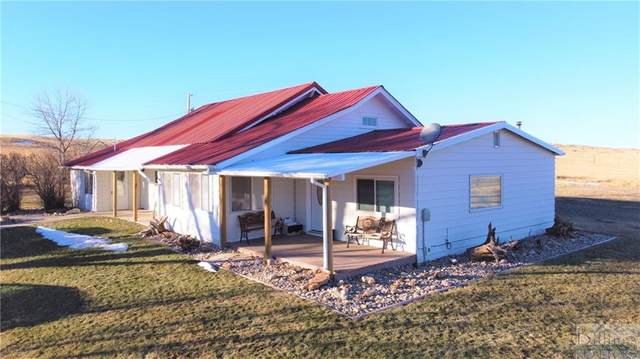 43333 Us Hwy 87 Grass Range Mt, Other-See Remarks, MT 59032 (MLS #313574) :: The Ashley Delp Team