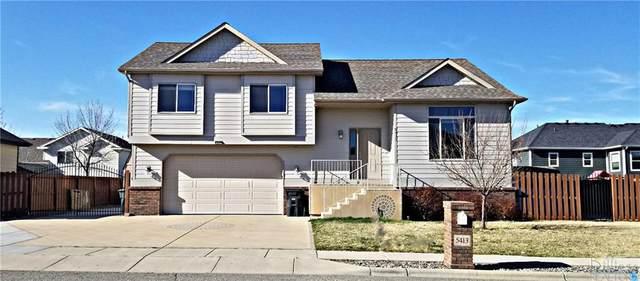 5413 Cobble Stone Avenue, Billings, MT 59106 (MLS #316442) :: MK Realty