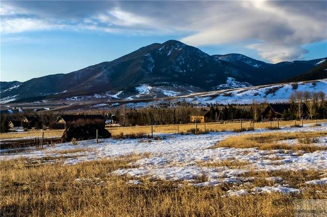 TBD Palisades Campground Road, Red Lodge, MT 59068 (MLS #317033) :: MK Realty