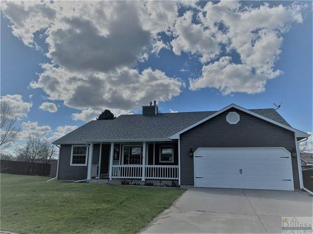 1514 Linda Lane, Billings, MT 59105 (MLS #317863) :: The Ashley Delp Team