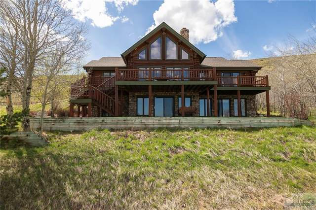 198 Meeteetse Trail Road, Red Lodge, MT 59068 (MLS #318095) :: Search Billings Real Estate Group