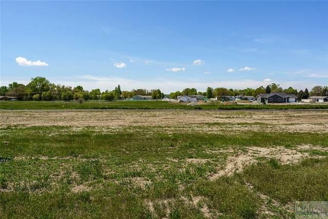 1323 Tania Circle, Billings, MT 59105 (MLS #318360) :: The Ashley Delp Team