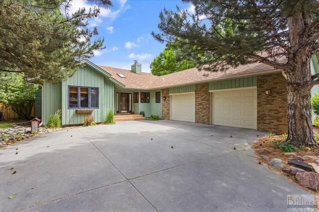 2940 Rimrock Road, Billings, MT 59102 (MLS #319904) :: Search Billings Real Estate Group
