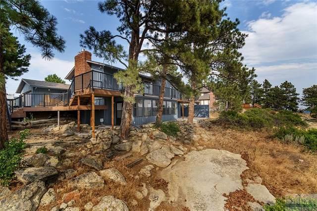 4808 Arapaho Trail, Billings, MT 59106 (MLS #321734) :: Search Billings Real Estate Group