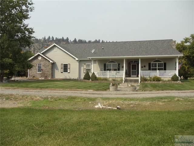 96 Wagon Trail Road, Columbus, MT 59019 (MLS #322194) :: Search Billings Real Estate Group
