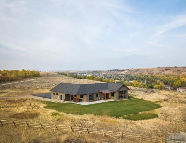48 Canyon View Road, Red Lodge, MT 59068 (MLS #323263) :: The Ashley Delp Team