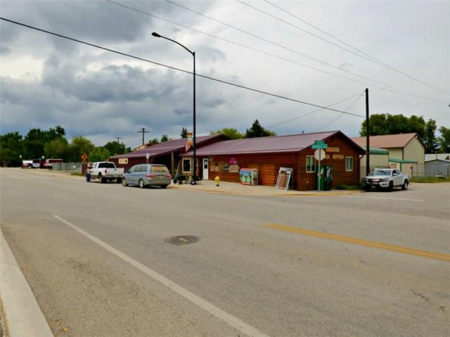 66 N Woodard Avenue, Absarokee, MT 59001 (MLS #262982) :: Realty Billings