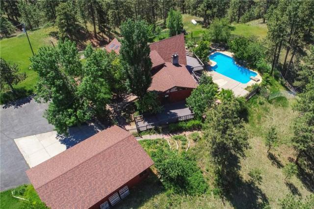 212 Emerald Hills Dr, Billings, MT 59101 (MLS #280542) :: Realty Billings