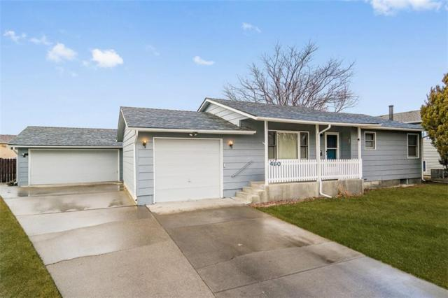 460 Marathon Drive, Billings, MT 59102 (MLS #281801) :: Realty Billings