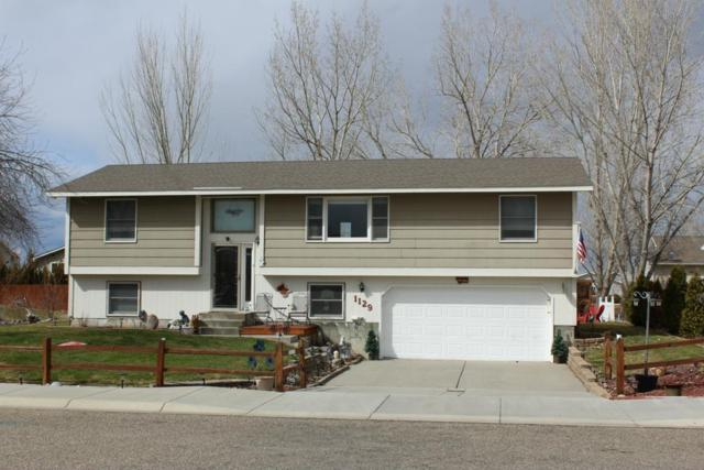 1129 Rangeview Drive, Hardin, MT 59034 (MLS #283541) :: Realty Billings