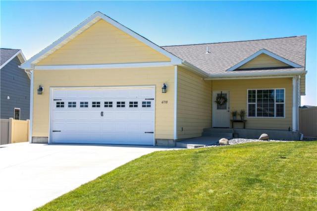 6718 Cove Creek Drive, Billings, MT 59106 (MLS #285965) :: Realty Billings