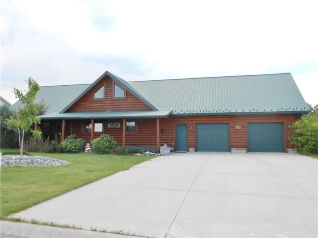 1143 Lazy M Circle, Red Lodge, MT 59068 (MLS #286724) :: Realty Billings