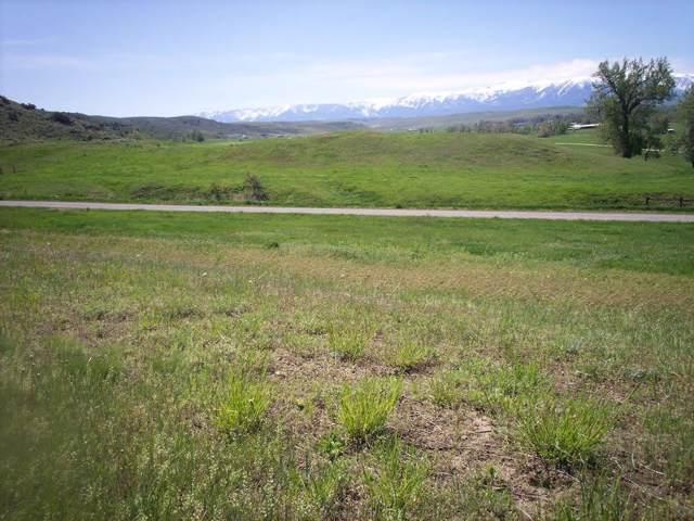 0 Scenic Valley View Road, Absarokee, MT 59001 (MLS #301021) :: Realty Billings